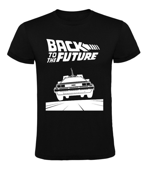Remeras Volver Al Futuro - Back To The Future