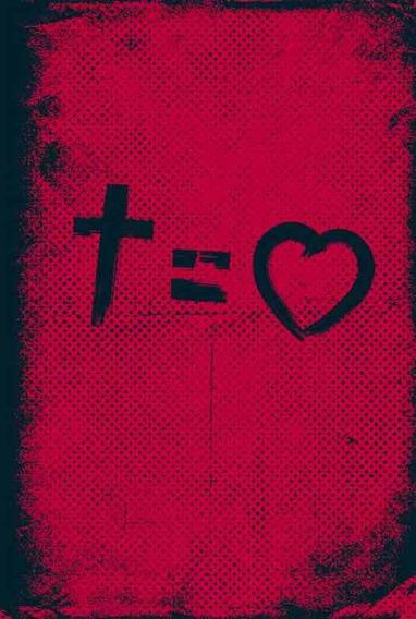 Bíblia Nvt Sankto Cross Equals Love Letra Normal
