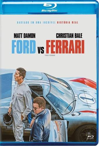 Blu-ray - Ford Vs Ferrari - Matt Damon
