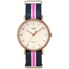 Relógio Timex Weekender Tw2p91500ww/n