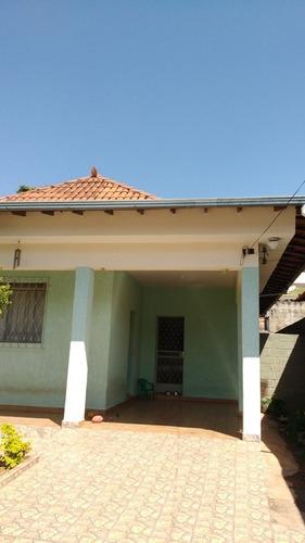 Casa Colonial De 3 Quartos Frente À Faculdade Senac Do Eldorado. - 1342