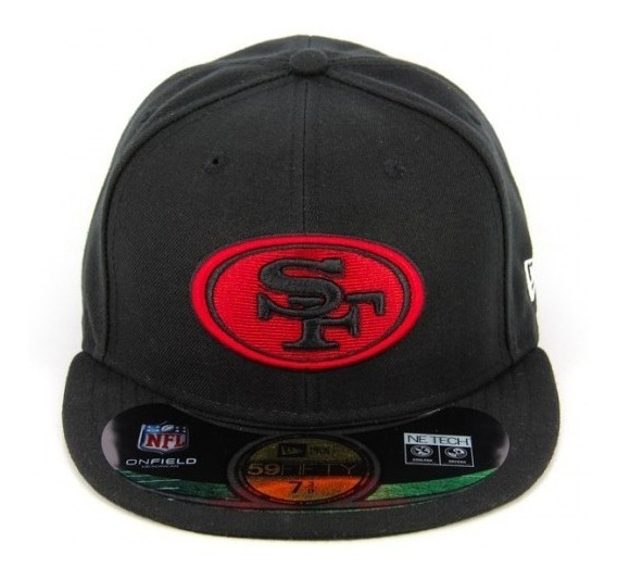 San Francisco 49ers Gorra New Era 59fifty On Field Ne Tech