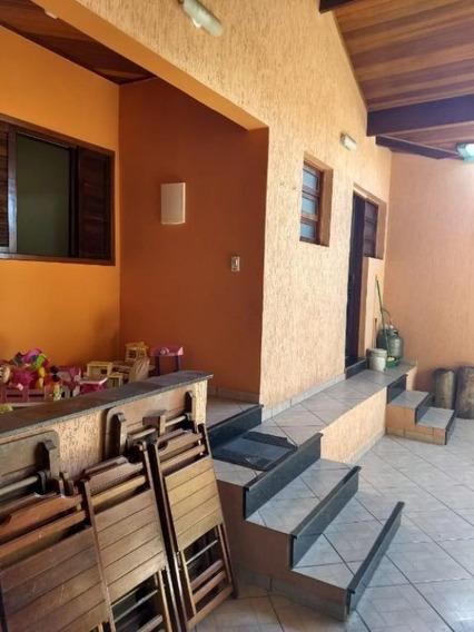 Casa Residencial À Venda, Jardim Nídia, Salesópolis. - Ca0178 - 33283851