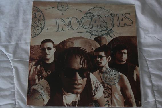 Lp - Inocentes - Estilhaços, 1992