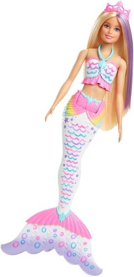 Barbie + Crayola Sirena Diseños Mágicos