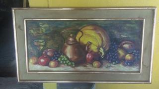 Hermosa Pintura Antigua