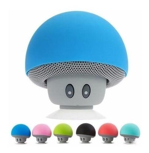 Parlante Bluetooth Honguito Noga Area Uno