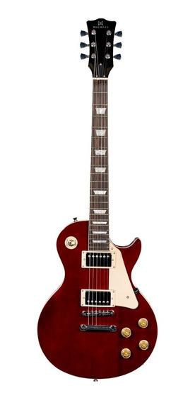 Guitarra Les Paul Michael Gm-730n Wr