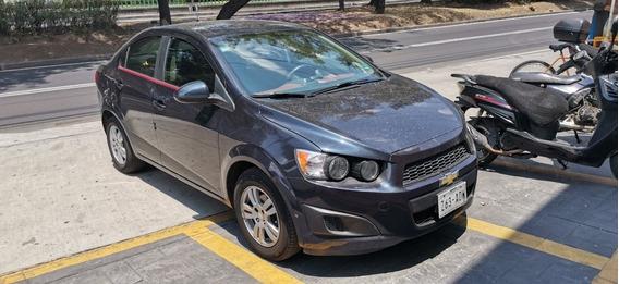 Chevrolet Sonic 1.6 Lt L4 Man At 2015