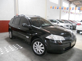 Renault Grand Tour Dyn 1.6 Flex 2011 Preto