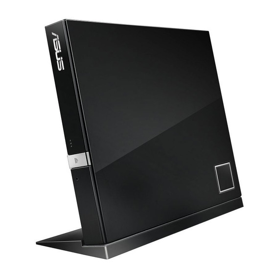 Gravador E Leitor Asus Externo Blu-ray Cd E Dvd Black Sp