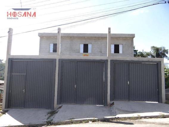 Sobrado Com 2 Dormitórios À Venda, 55 M² Por R$ 160.000 - Jardim Das Colinas - Franco Da Rocha/sp - So0800