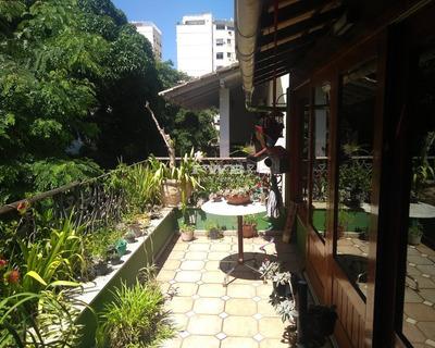 Casa De Vila No Humaitá - 2042006678 - 33749568