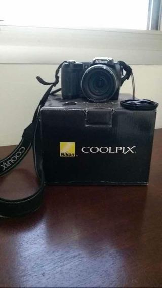 Câmera Digital Semiprofissional Nikon