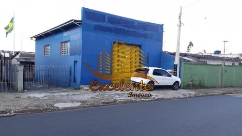 Imagem 1 de 4 de Comercial - Aluguel - Loteamento Remanso Campineiro - Cod. 302 - L302