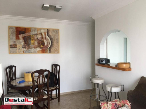 Apartamento, Jabaquara, 54 Metros! - Ap3049