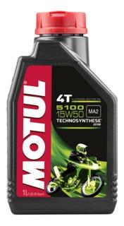 Aceite Moto Motul 5100 4t 15w50 Semi Sintetico Avant