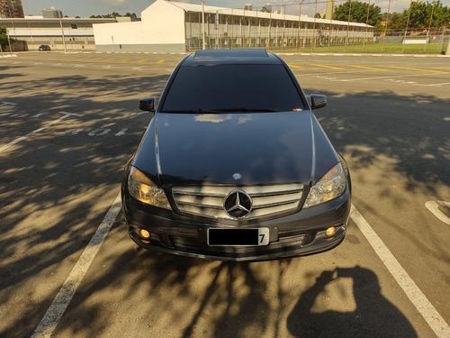 Imagem 1 de 10 de Mercedes-benz C 180 Kompressor