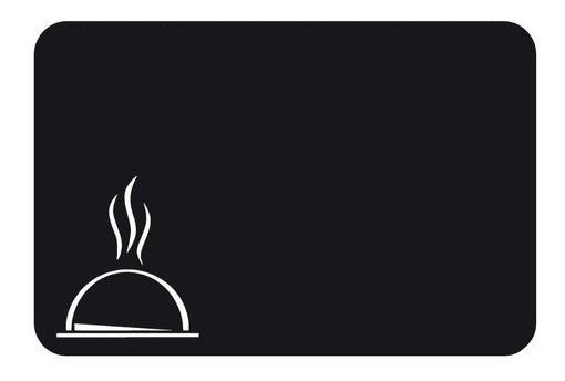 Adesivo Parede Cozinha Menu Recados Receitas Lousa Giz 60x30
