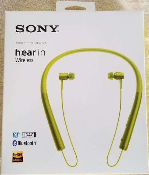 Fone De Ouvido Bluetooth - Sony H.ear - Mdr Ex750bt