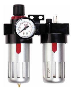 Filtro Ar Lubrificador Regulador Pressão 1/2 Fa-06 V8 Brasil