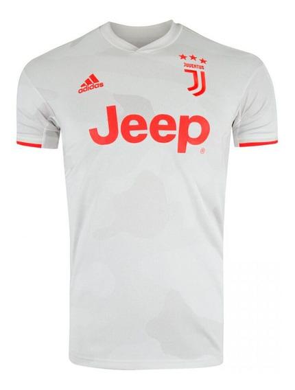 Camiseta Juventus Ii Away 2020 adidas Torcedor Original