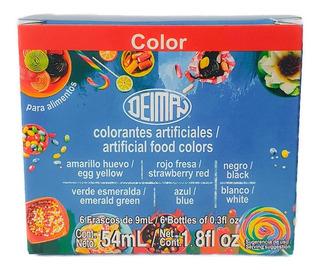 Colorantes Vegetales Multicolor