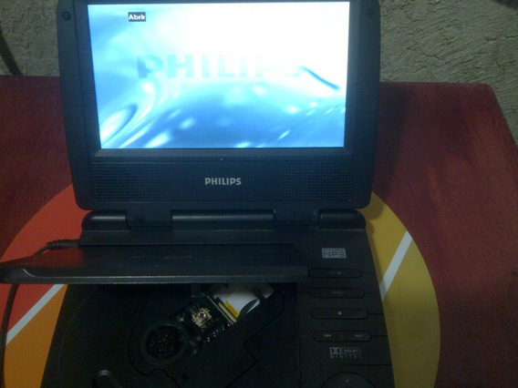Reproductor Dvd Portable Philips