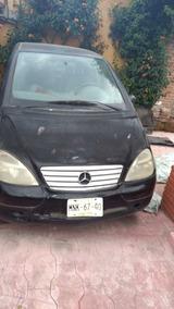 Mercedes Benz Clase A Por Partes