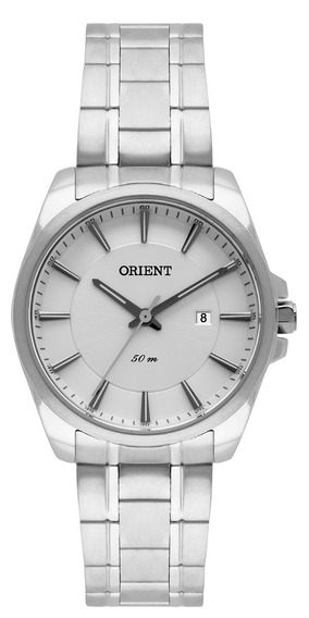 Relógio Orient Feminino Fbss1127 S1sx Prata Analogico