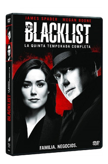 The Blacklist - Serie Completa - Dvd