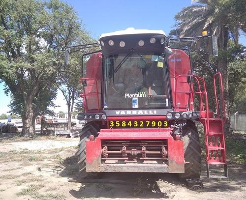 Vassalli Ax 7.510 - Permuto Por Vehiculo - Apta Canje Cereal