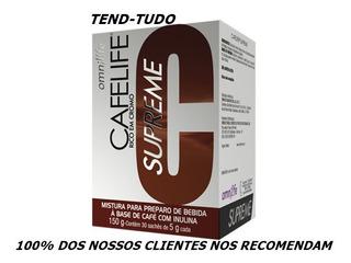 Cafelife Omnilife - Café Que Emagrece - Slim Fit - Super Oferta Promoção