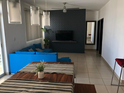 Imagen 1 de 18 de Departamento En Venta En Playa Del Carmen, En Residencial Punta Estrella