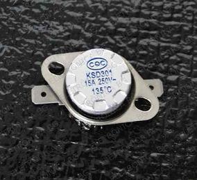Termostato Ksd301 135c 135 Graus Bivolt Nf Original