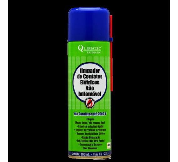 Limpa Contato Elétrico Não Inflamável