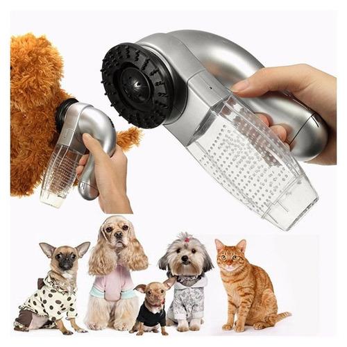 Aspiradora Mascotas Shed Pal Quita Pelo Perros Y Gatos Motas