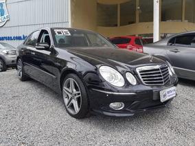 Mercedes Benz Classe E Amg