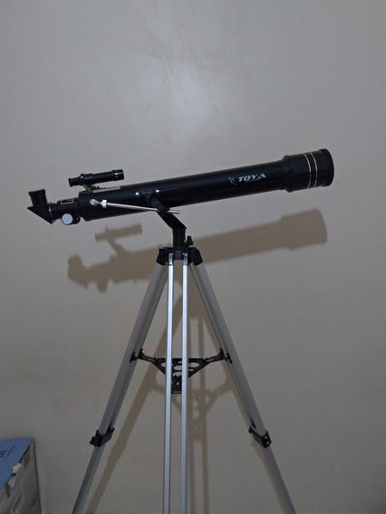 Telescópio Toya 70mm [novíssimo: Tudo Original]