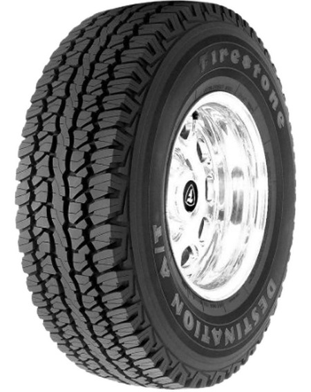 Pneu 265/75r16 Firestone Atr 123/120r Destination At