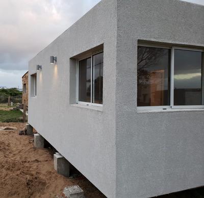 Construcción De Casa Prefabricada En Steel Framing