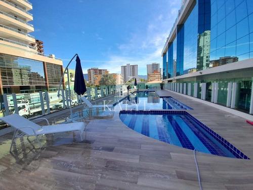 Imagem 1 de 23 de Apartamento Com 2 Dorms, Caiçara, Praia Grande - R$ 526 Mil, Cod: 5782 - V5782