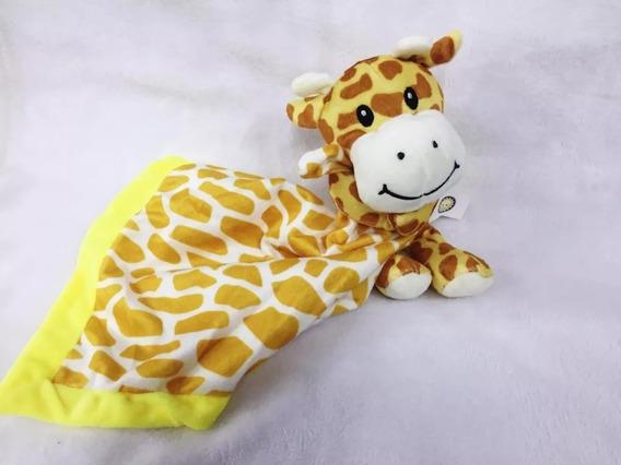 Naninha Cheirinho Paninho Girafa Girafinha Amarela - Promoção