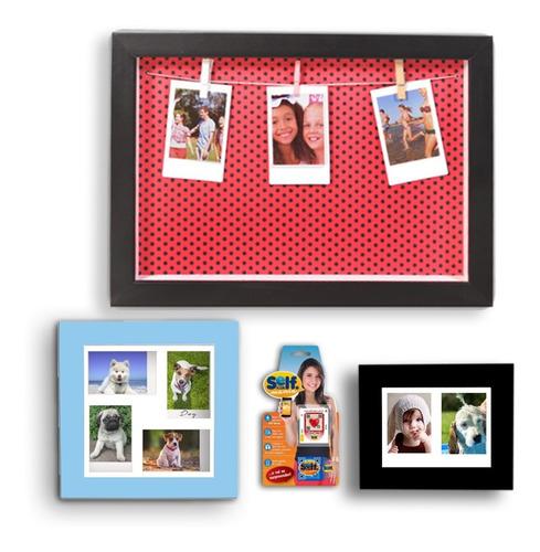Instax Kit Portra Retrato Lançamento