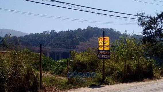 Terreno Plaino Com 320 Metros - Cabuçu! - 00507-1