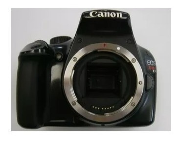 Camera Canon T3 Seminova Corpo
