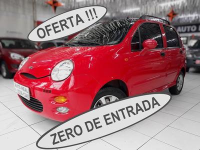 Chery Qq Completo 1.1 / Qq / Chery / Zero De Entrada