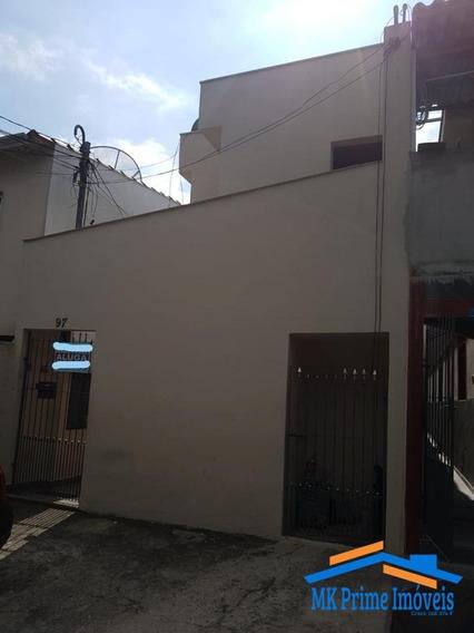 Casa Para Locação Em Excelente Localização. - 127