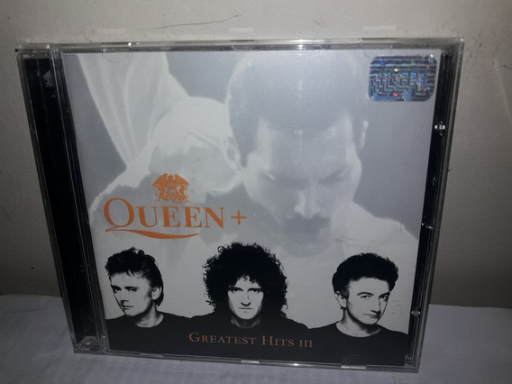 Cd Queem Greatest Hits Vol. 3 1999