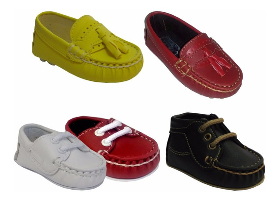 Mocassim Infantil Sapato Social Modelo Vários Modelos Mickey
